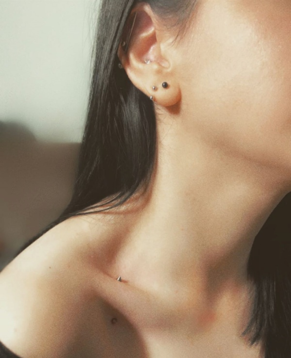 Collar Bone Piercing: The Complete Experience Guide With Meaning