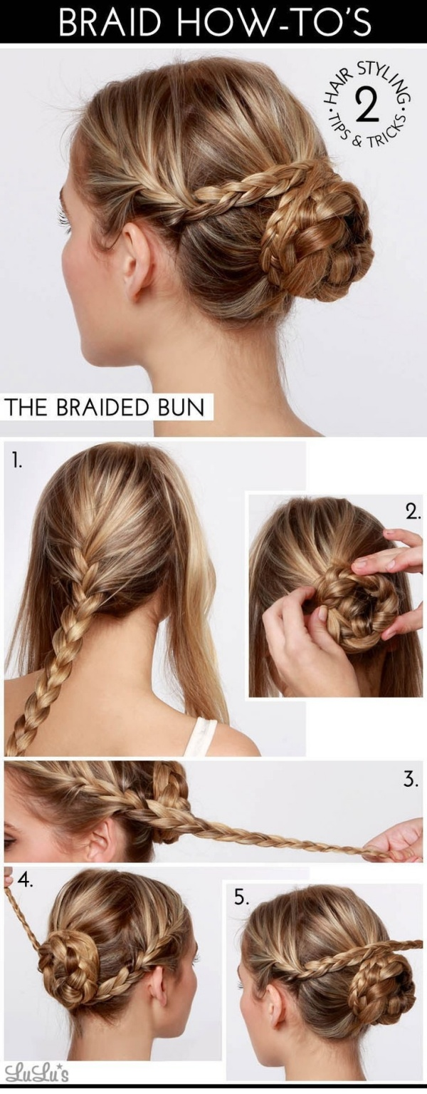 Cute And Easy Braided Hairstyles For Long Hair