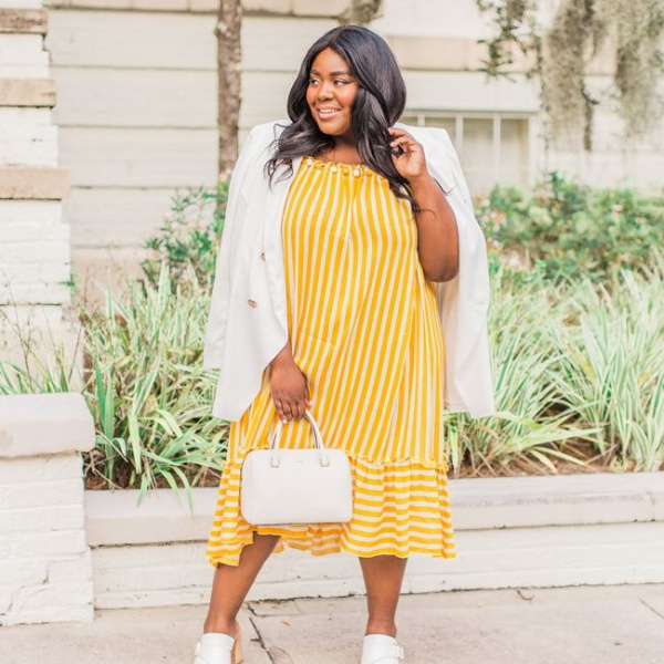 Cute Plus Size Summer Outfit Ideas For Women To Copy