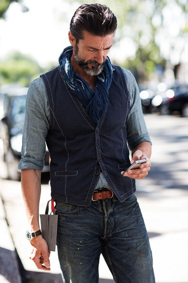 Stylish Outfit Ideas For Men Over 50