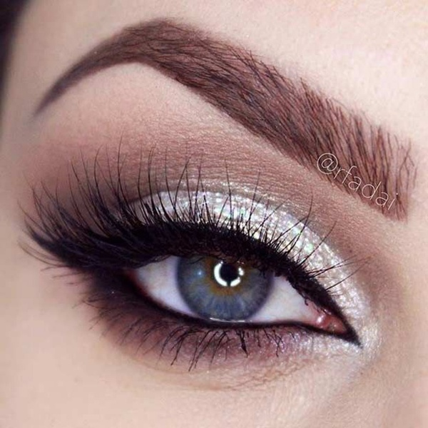 Best Eye Makeup Looks For Blue Eyes