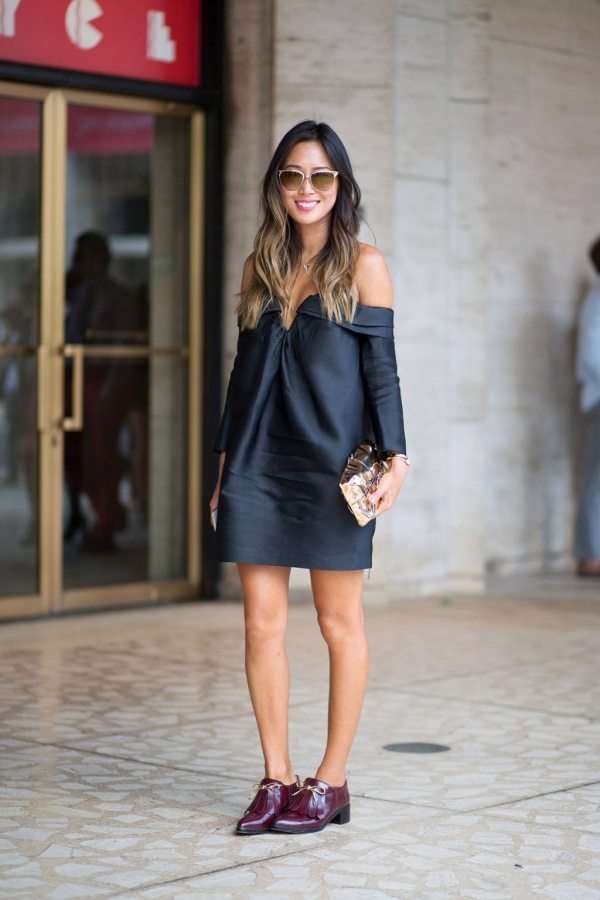What Color Shoes To Wear With Black Dress? - 43 Black