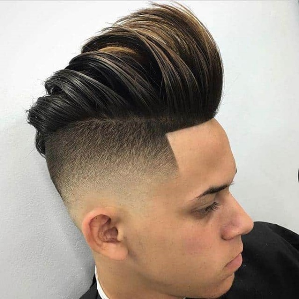 Latest Pompadour Haircuts For Men To Look Smart