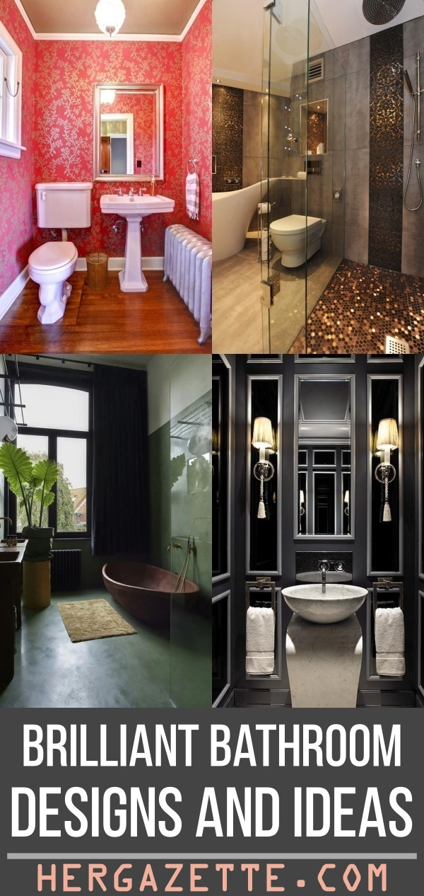 Brilliant Bathroom Designs And Ideas For 2020